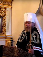 Утреня с чтением Великого покаянного канона преподобного Андрея Критского. Трансляция богослужения