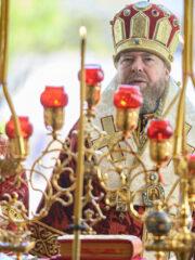 Божественная литургия в праздник святителя и Чудотворца Николая. Трансляция богослужения