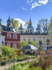 Монастыри Псковской епархии открываются для паломников