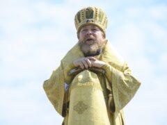 Слово митрополита Тихона в праздник всех Псковских святых. Видео