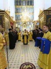 Божественная литургия в день памяти святой княгини Ольги. Прямая трансляция богослужения
