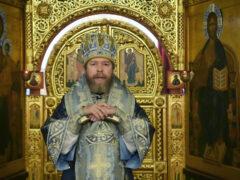 Слово митрополита Псковского и Порховского Тихона в праздник Рождества Пресвятой Богородицы