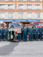 Праздник иконы «Неопалимая купина» прошел в Пскове