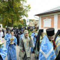 Предстоящее служение митрополита Псковского и Порховского Тихона