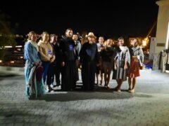 Митрополит Тихон встретился с участниками практической сессии «Волонтеры наследия. Херсонес 2020»