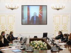 Состоялось заседание оргкомитета по подготовке празднования 800-летия со дня рождения Александра Невского