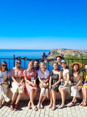 Драгоценный опыт жизни: псковские волонтеры поделились впечатлениями от поездки в Херсонес
