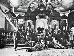 Революция 1917 года: гадаринские бесноватые