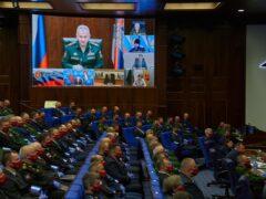 Митрополит Тихон принял участие в конференции Министерства обороны Российской Федерации
