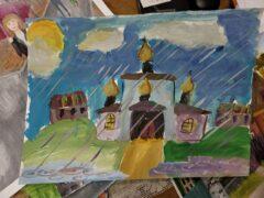 В Псковской епархии подведены итоги регионального этапа XVI Международного конкурса детского творчества «Красота Божьего мира»
