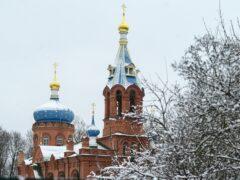 Объявляется творческий конкурс на изготовление проекта оформления внутреннего убранства храма Александра Невского