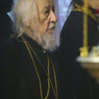 Отошел ко Господу митрофорный протоиерей Вениамин Кривоногов