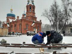 Храм святого князя Александра Невского в Пскове закроется на реставрацию