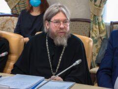 Митрополит Тихон возглавил общественный совет при Росалкогольрегулировании