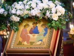 Слово митрополита Псковского и Порховского Тихона в день Святой Троицы