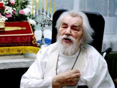 Слово митрополита Псковского и Порховского Тихона в день памяти архимандрита Иоанна (Крестьянкина)