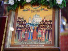 Слово митрополита Псковского и Порховского Тихона в день собора святых, на Псковской земле просиявших