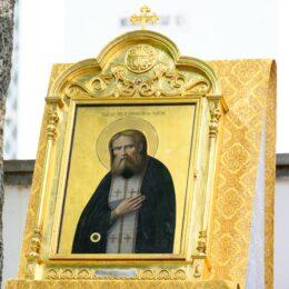Слово митрополита Псковского и Порховского Тихона в день памяти преподобного Серафима Саровского