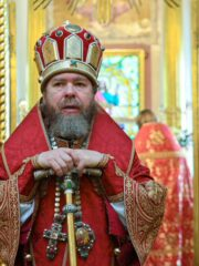 Слово митрополита Псковского и Порховского Тихона в празднование Воскресения Словущего