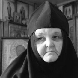 Отошла ко Господу монахиня Варсонофия (Морозова)