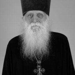 Отошел ко Господу протоиерей Георгий Ушаков