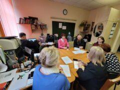 В Псковском государственном университете прошло заседание организационного комитета регионального этапа XXX Международных Рождественских образовательных чтений